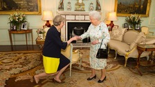 Theresa May's election move comes just over nine months after the Queen invited her to become prime minister.