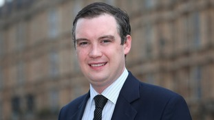 James Wharton MP.