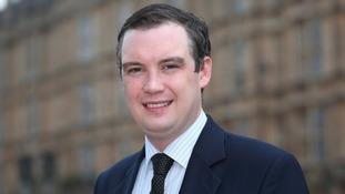 James Wharton MP.