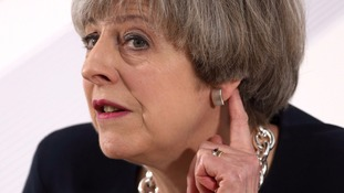 Theresa May is thought to have given a close ear to her former advisers.