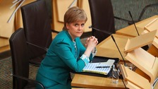 """""""The SNP will always put the people of Scotland first"""" says Nicola Sturgeon"""