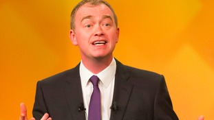 Tim Farron MP says general election is a chance to 'change the direction of our country'