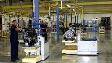 The BMW Plant, Hams Hall, Warwickshire i