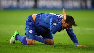 Champions League match report: Leicester 1-1 Atletico Madrid (Agg: 1-2)