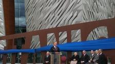 Titanic Museum in Belfast