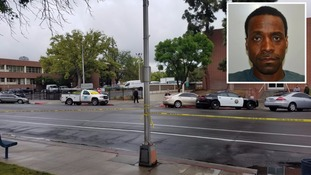 Gunman who shot four dead 'wanted to kill white people'
