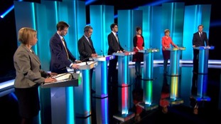 The televised election debates in 2015 saw seven leaders make their case to the nation.