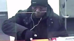 Ex-UN worker 'robbed banks on his lunch breaks'