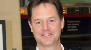 Nick Clegg is a former Deputy Prime Minister.
