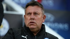 Craig Shakespeare Leicester manager