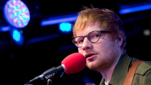 Ed Sheeran's two sell-out Newcastle arena shows