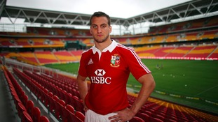 Wales flanker Warbuton set to captain British and Irish Lions