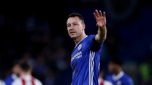John Terry: Time is right to leave Chelsea