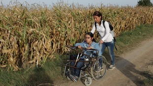 The teenage refugee who escaped Aleppo in a wheelchair