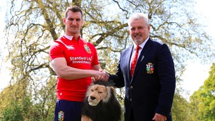 British and Irish Lions 41-man squad announced