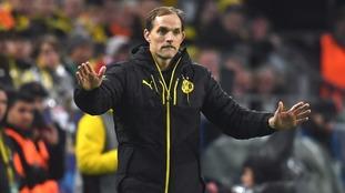 Thomas Tuchel, Borussia Dortmund boss