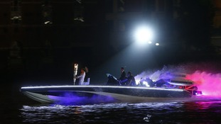 Speedboat driven by David Beckham in Olympic Opening Ceremony to be auctioned