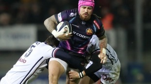 Nowell joins 5 other West Country players named in the squad.