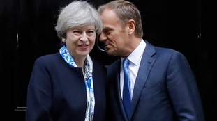 EU Council president Donald Tusk's Brexit guidelines will be endorsed in the build-up to the vote.