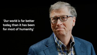Bill Gates: UK aid saves lives and keeps Britain safe