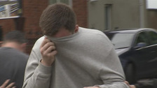 Ryan Eastwood appeared at Coleraine Magistrates' Court on Wednesday.