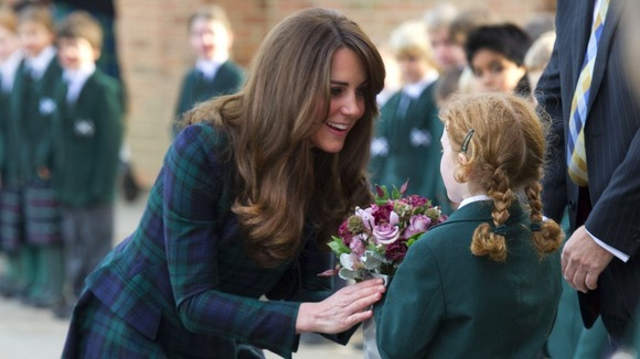Meeting the Duchess