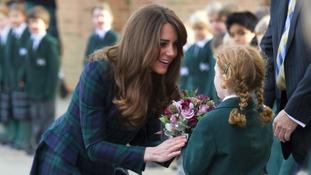 Meeting the Duchess