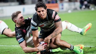 Hull FC star Albert Kelly extends deal at KCOM