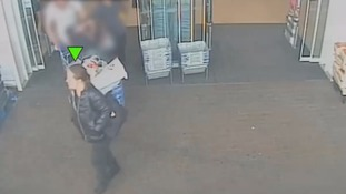 CCTV released of woman police urgently need to trace