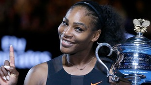 Tennis star Serena Williams confirms pregnancy