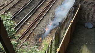 Continuing disruption to West Coast Mainline train services