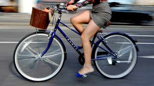 Cycling to work 'cuts risk of developing cancer and heart disease by almost half'