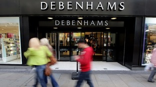 Hundreds of Debenhams jobs at risk in store and warehouse overhaul