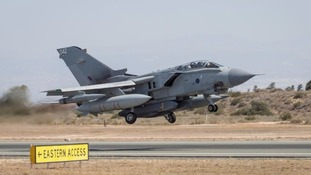 More than 1,300 IS militants killed by UK airstrikes in Iraq in one year