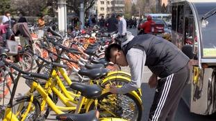 New bike sharing scheme launches in Cambridge