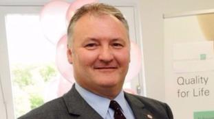 Ian Paterson.