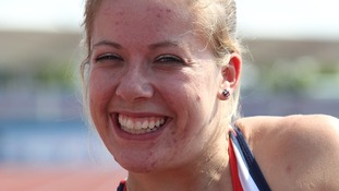 Highest honour for Hannah following Paralympic sucsess