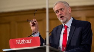 Jeremy Corbyn says the party will not back a fresh referendum.