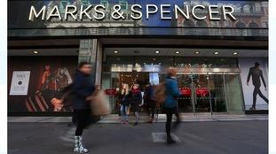 M&S announces closure of six stores