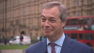 Nigel Farage rules himself out of the election race