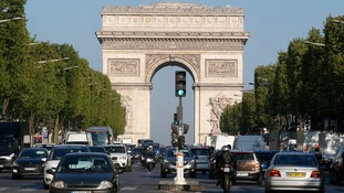 The iconic Champs Elysees boulevard has reopened to traffic following Thursday night's shooting.