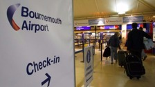 New fines coming into force for drivers at airport
