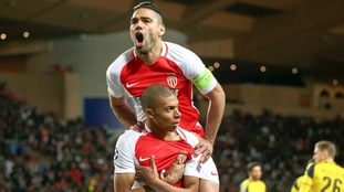 Champions League semi-final draw: Monaco to face Juventus
