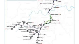 Dozens of MPs urge the Government to support Crossrail 2