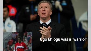 Steve McClaren pays tribute to Ugo Ehiogu
