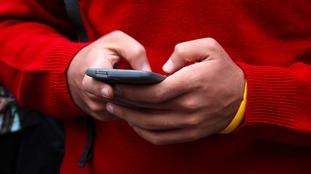 Big increase in 'sexting' cases in Cumbria