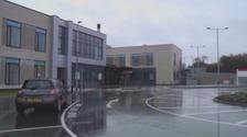 West Cumberland Hospital.
