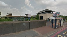 The incident happened on a platform at Smethwick Galton Bridge
