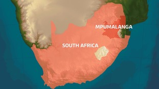 Nineteen schoolchildren killed in South Africa bus crash