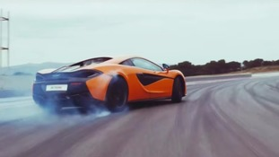 McLaren get green light for South Yorkshire factory